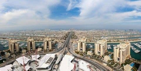 Palm Tower Luxury Studio Apartment For Sale