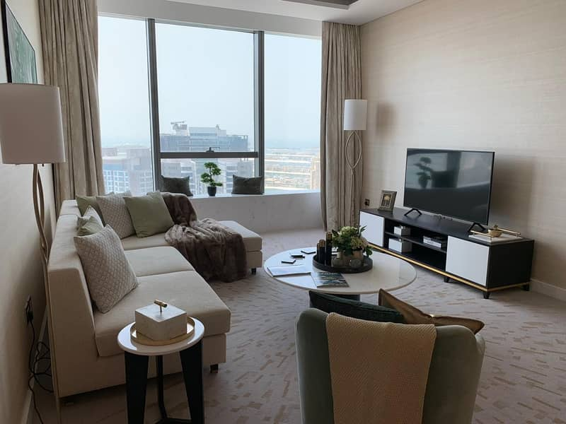 2 Palm Tower Luxury Studio Apartment For Sale