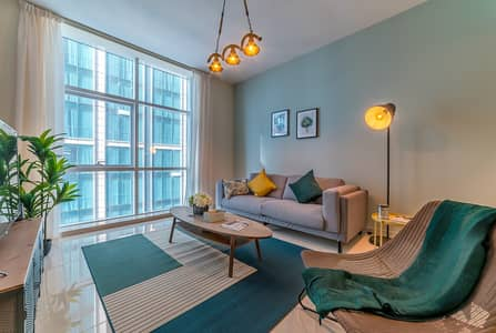 1 Bedroom Flat for Rent in Sheikh Zayed Road, Dubai - Modern  Furnished  apartment in Duja Tower.