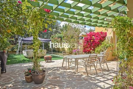 تاون هاوس 4 غرف نوم للبيع في المرابع العربية، دبي - Single Row Plot | Extended Type A | Call Now