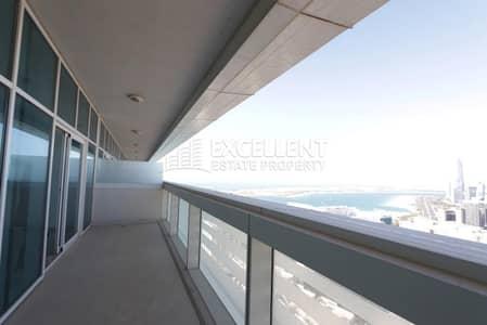 فلیٹ 1 غرفة نوم للايجار في الخالدية، أبوظبي - No Commission| Elegant 1BH Apt| Balcony| Parking