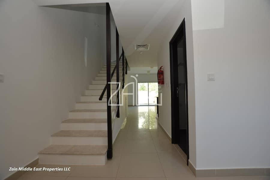 2 Single Row! 2 BR Villa  with Private Garden
