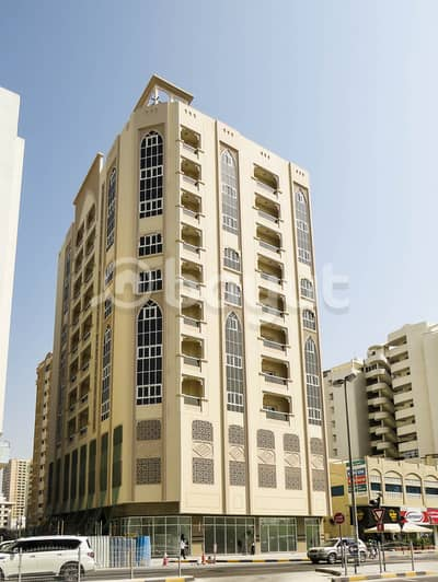 1BHK in brand new building - 1 month free with spectacular City & Sea View in Mareija Area
