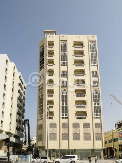 1 Bedroom Apartment for Rent in Al Mareija, Sharjah - 1BHK in brand new building - 1 month free with spectacular City & Sea View in Mareija Area