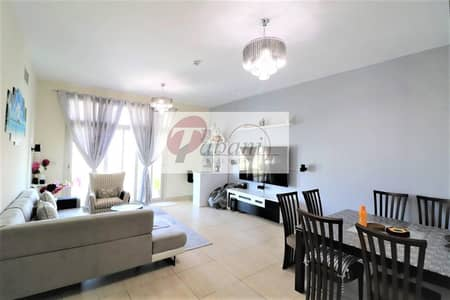 2 Bedroom Apartment for Sale in Al Furjan, Dubai - Huge Size -2 Beds  Maids- Marina Skyline View