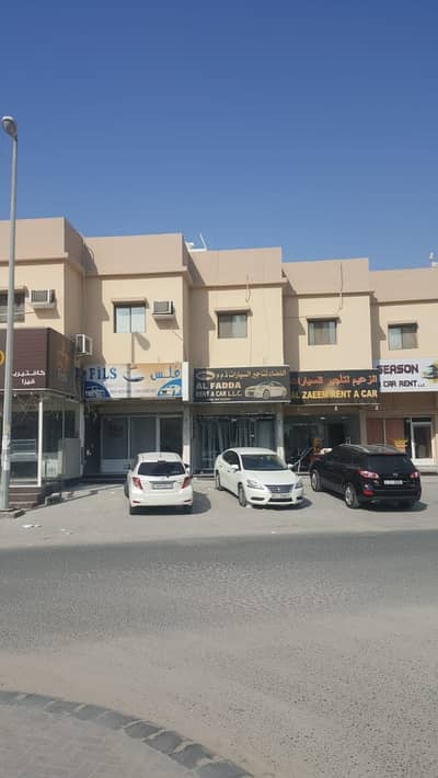 Building for Sale in Al Rashidiya, Ajman - For sale, an excellent building on a residential, commercial street, is located all facilities and services