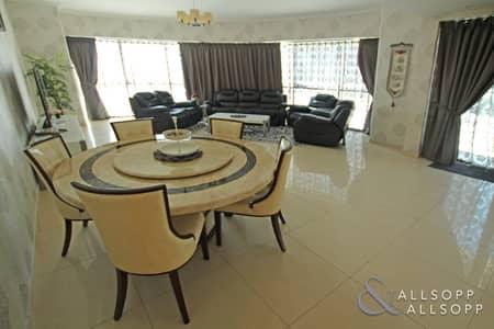 3 Bedroom Apartment for Sale in Jumeirah Lake Towers (JLT), Dubai - 3 Beds   Terrace   Park View   5569 SqFt