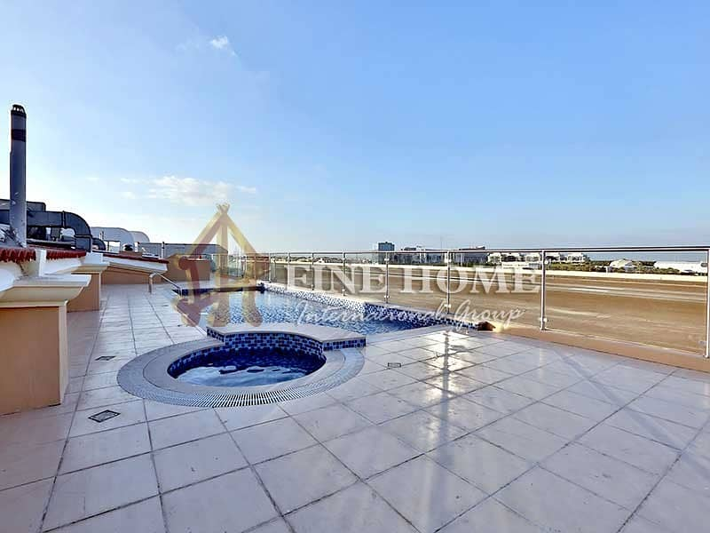 16 Amazingly Spacious 1BR Apartment in Rawdhat AbuDhabi!