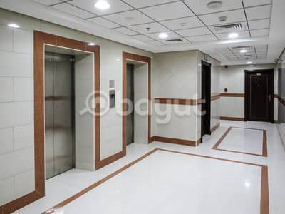 1 Bedroom Flat for Rent in Al Jubail, Sharjah - 1BHK in brand new building with spectacular City & Sea View in Mareija Area