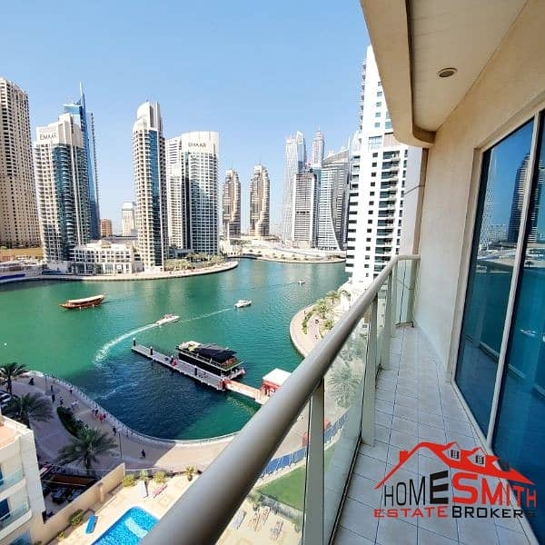 2 Partial Marina View Middle Floor in 85K