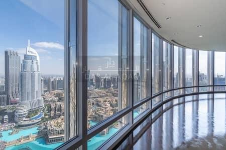 شقة 2 غرفة نوم للايجار في وسط مدينة دبي، دبي - Elegant 2 Bedroom with Full Dubai Fountain View
