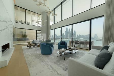 4 Bedroom Apartment for Sale in Palm Jumeirah, Dubai - Luxury Duplex 4 Bedroom | Designed by Super Potato