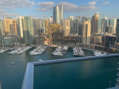3 Bedroom Flat for Sale in Dubai Marina, Dubai - EXCLUSIVE | REAL LISTING | FULL MARINA VIEW | QUICK SALE