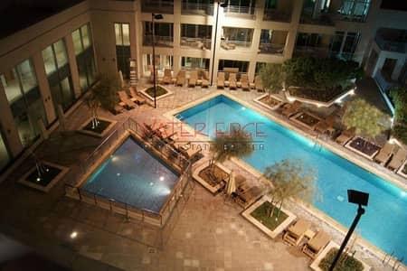 فلیٹ 2 غرفة نوم للايجار في وسط مدينة دبي، دبي - 2BR I High Floor I Well Maintained
