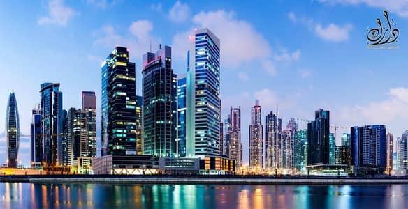 شقة 1 غرفة نوم للبيع في الخليج التجاري، دبي - Own 1 BHK Apartment with a premium Canal View.