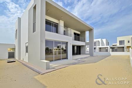 فیلا 5 غرف نوم للبيع في دبي هيلز استيت، دبي - Large Corner Plot | 5 Bed Large | Brand New