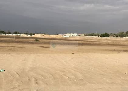 Plot for Sale in Al Rashidiya, Ajman - G+4 Approved Three  sides corner commercial land available for Sale very Good Location