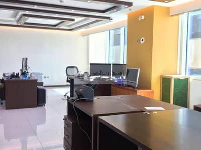 Office for Sale in Business Bay, Dubai - Very Hot Price! Fully Fitted with Furniture Office