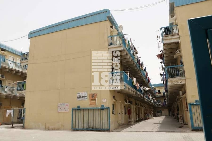 10 Affordable | Muhaisnah | 70 Large Rooms