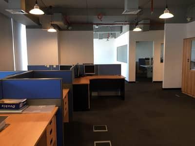 مکتب  للبيع في الخليج التجاري، دبي - Investor Deal | Grade A office in Oberoi