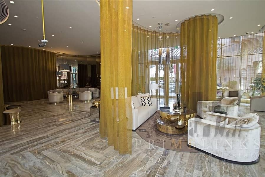 14 Elegant One Bedroom Fendi Balcony Stunning View