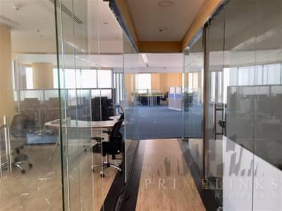 Office for Rent in Barsha Heights (Tecom), Dubai - Furnished Divided with Excellent Layout