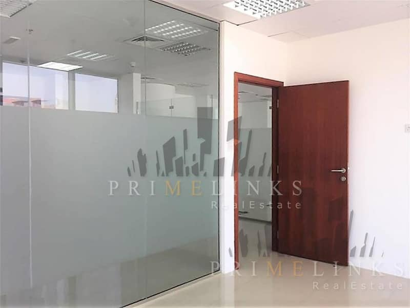 2 Fully fitted office | Best views in Tecom
