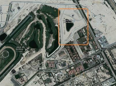ارض سكنية  للبيع في مدينة ميدان، دبي - The best plot in Meydan Racecourse