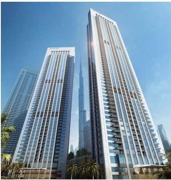 Spectacular Apartment | High Floor | Luxury 1 BR