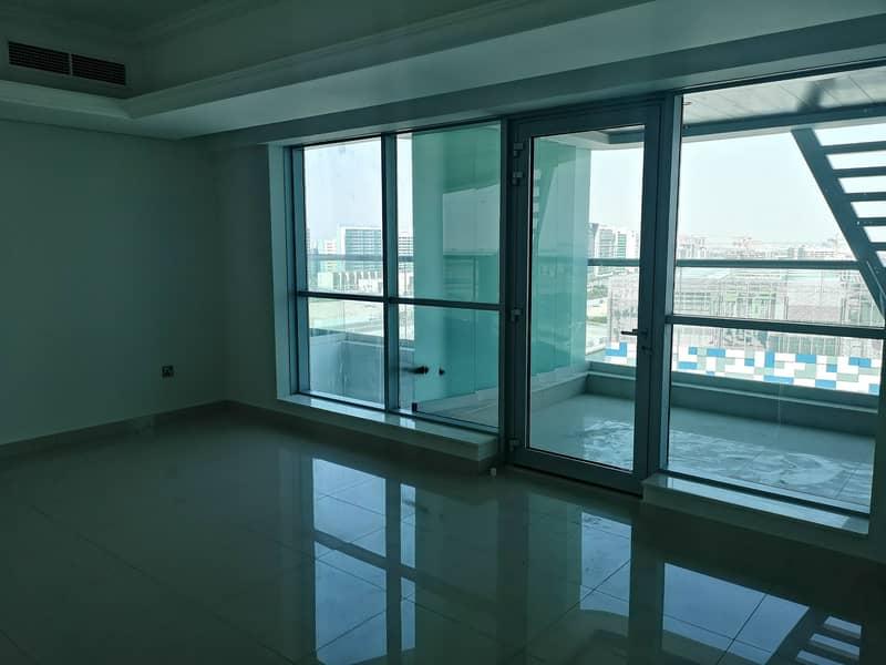 شقة في شاطئ الراحة 1 غرف 73000 درهم - 4538513