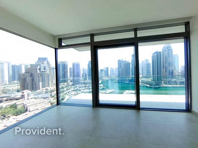 Rare 2BR Corner Unit|Stunning Marina View|High ROI