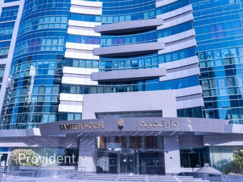 17 Huge Fitted Office in Tameem House|Tecom