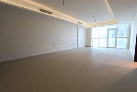 شقة 4 غرف نوم للايجار في شارع الكورنيش، أبوظبي - Amazing 4BH Apt| Balcony| Parking| Sea View