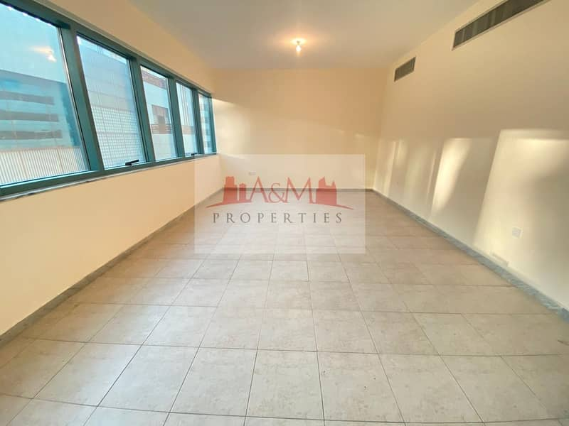 AMAZING 2 Bedroom Apartment  with Balcony  at Liwa Street 55000 only.!