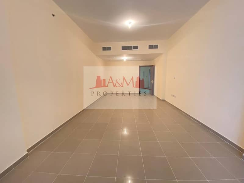 ONE MONTH FREE.: Spacious 2 Bedroom Apartment  With Balcony and  Excellent finishing in Khalidiyah 62