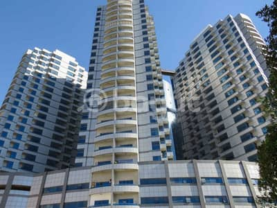 Studio for Rent in Ajman Downtown, Ajman - Specious Studio Available For Rent In Falcon Towers