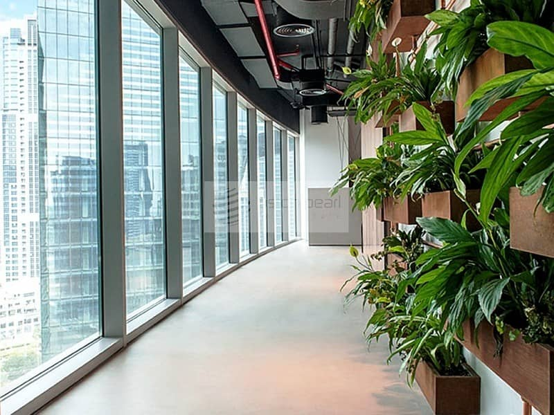 2 Joint Fully Fitted Office Unit | Burj/Canal Views