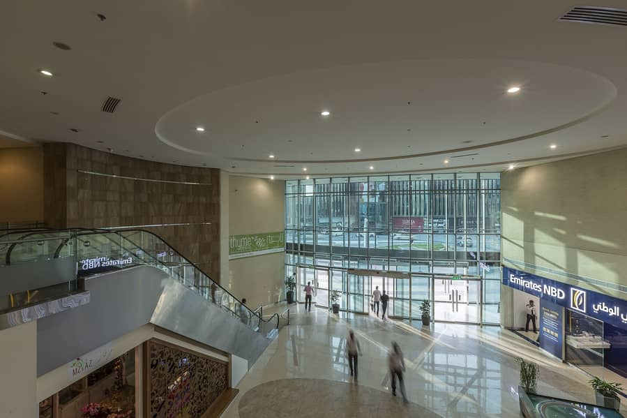 Retail Unit inside the Mall for Lease