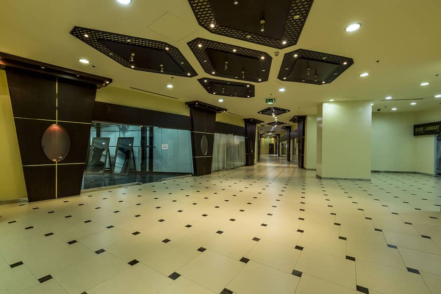 2 Retail Unit inside the Mall for Lease