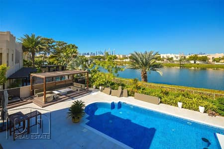 6 Bedroom Villa for Sale in The Meadows, Dubai - Exclusive | Fully Upgraded | Hattan L2
