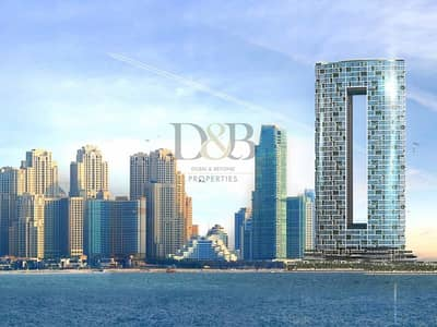 2 Bedroom Hotel Apartment for Sale in Jumeirah Beach Residence (JBR), Dubai - SERVICED SEA VIEW APARTMENT | GREAT LOCATION