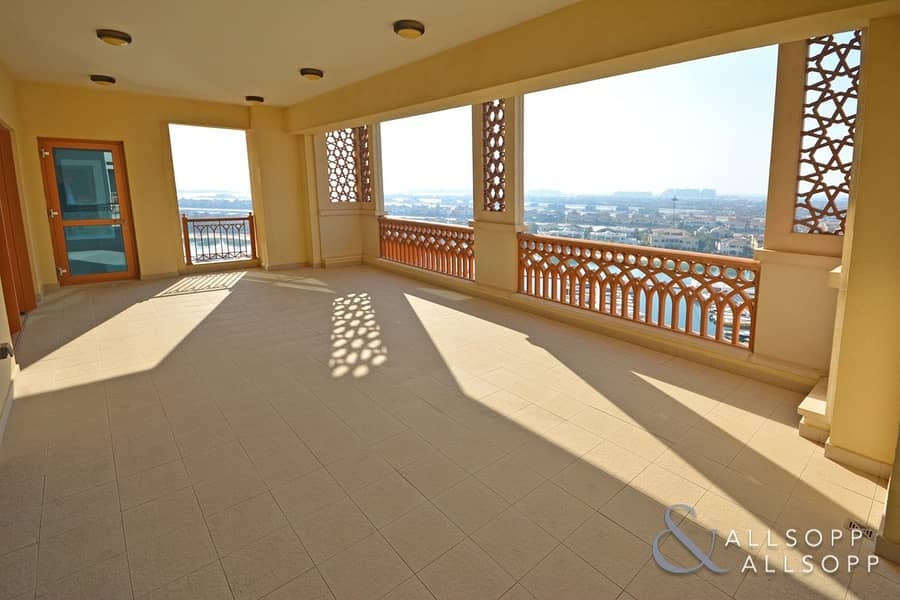 2 Amazing Views | B Type Unit | 3 Bedrooms