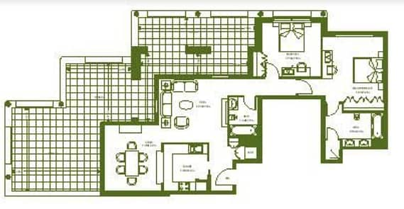 10 2 Bedroom Plus Large Terrace   Canal View