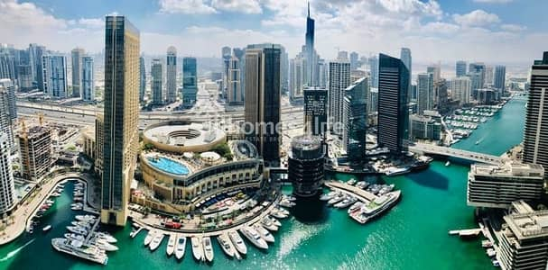 Exclusive 3 bedroom Apartment with Full Marina View