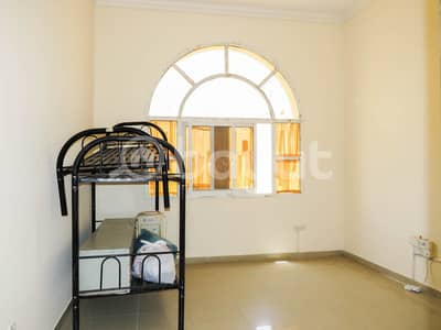 Studio for Rent in Mohammed Bin Zayed City, Abu Dhabi - Large Studio Vacant Now with lower price| No extra cost with tawteeq , parking