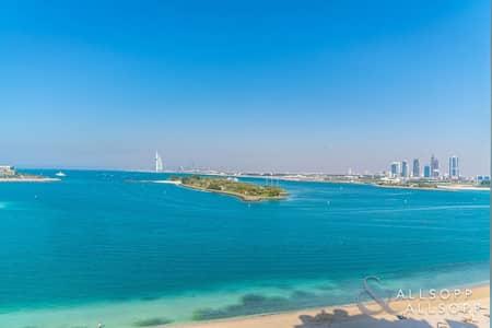 فلیٹ 2 غرفة نوم للبيع في نخلة جميرا، دبي - 2 Bedrooms | Exclsuive | Upgraded Unit