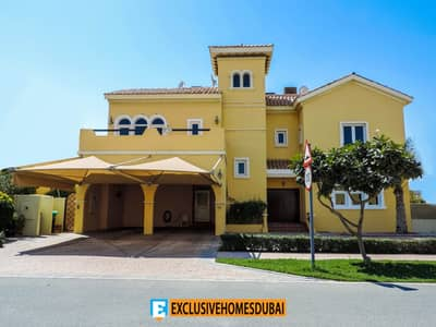 5 Bedroom Villa for Sale in The Villa, Dubai - Upgraded Valencia | 5 BR Study | Big Plot