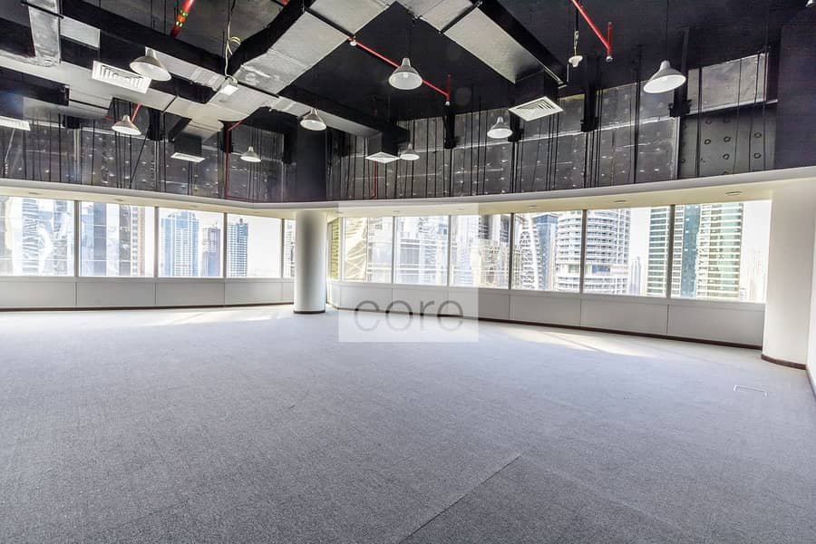 Efficient Space I Fitted Office | High Floor