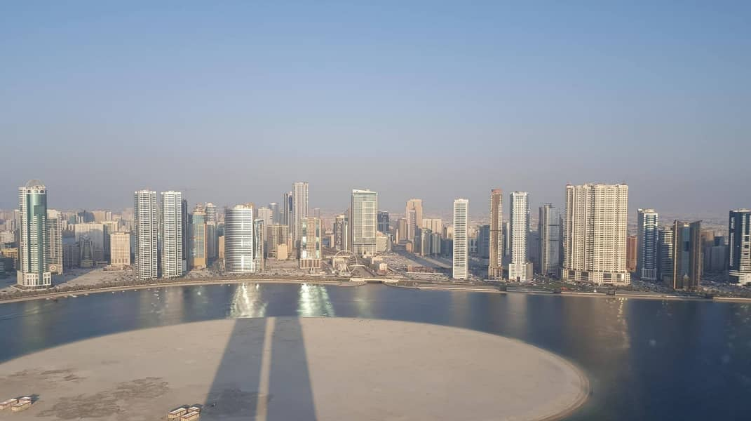 Spacious 3 BHK Apartment in AL MARWA 3 Tower