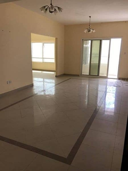 2 Spacious 3 BHK Apartment in AL MARWA 3 Tower